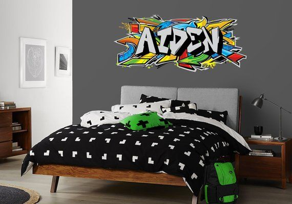 Pin On Graffiti Art Gifts For Teens