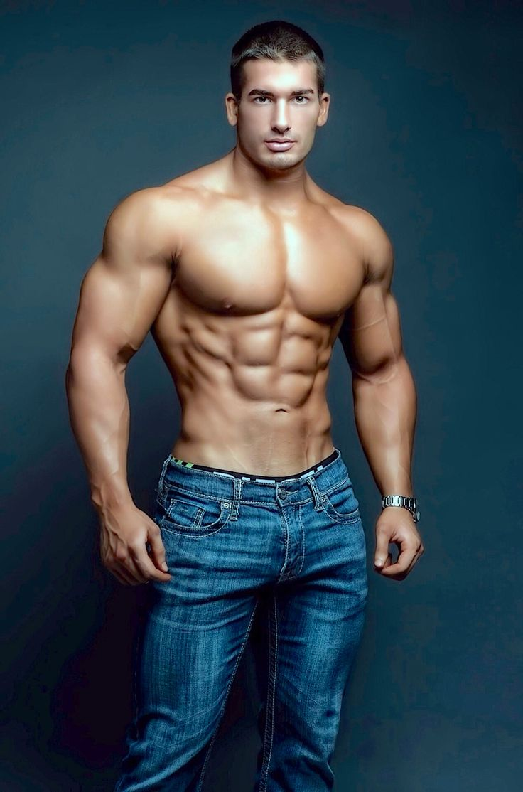 городе парень атлетического телосложения фото выбрать