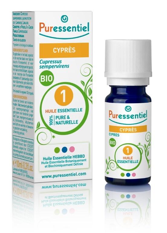 Recette cheveux gras : mélangez une goutte d'huile essentielle de cyprès et deux gouttes d'huile essentielle de citron dans votre dose de shampoing.