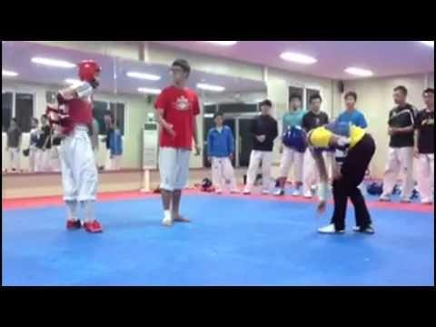 Extreme TaeKwonDo Kicks - OFFICIALfighterMAN - YouTube
