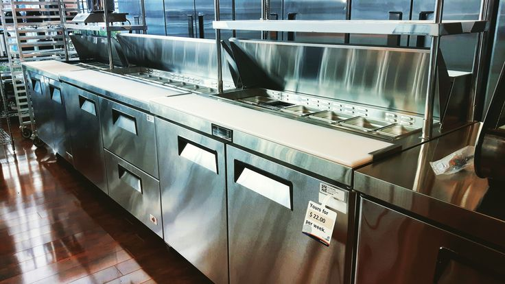 We supply em', you fill em' - Come down to 763 Terminal Ave today to view our large selection of prep stations! You can also visit us online @ www.vortexrestaurantequipment.com 💃  #vancouver #vancouverrestaurants #vancouverfoodies #restaurantequipment #restaurants #foodies #yvr #yvrfoodies #foodlovers #commercialkitchen #kitchens #chef #cook #prepstations #foodporn #refrigeration #kitchendesign #vancity #vancityeats #vancityhype #vortex #yvreats