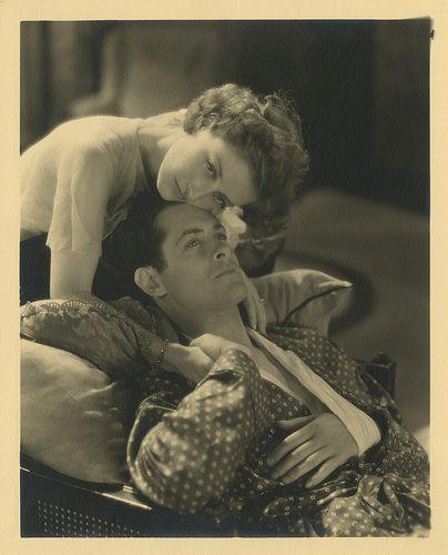 7000-0709 | Joan Crawford and Robert Montgomery portrait fro… | Flickr