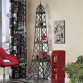 3-Shelf Display, Eiffel Tower from Montgomery Ward®