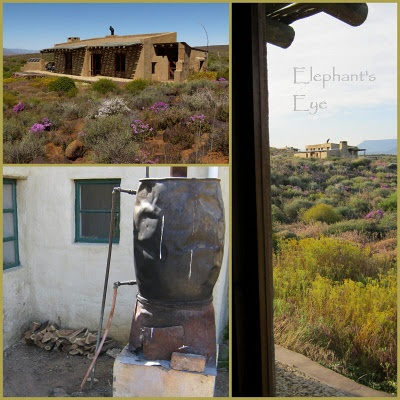 Elandsberg cottages Bottom left 'donkey' at Varschfontein