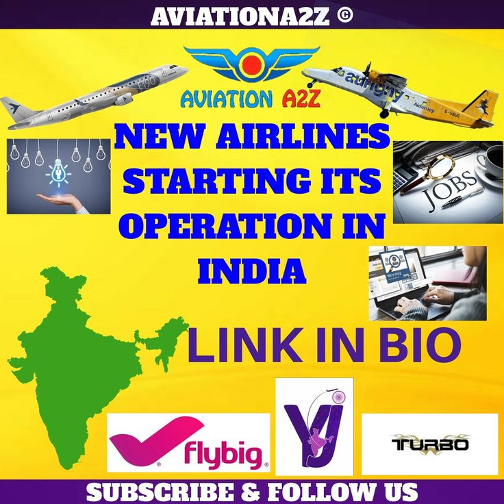 Flybig Airlines, Trustar Airlines and Yuvajet line airways