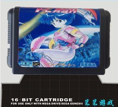 Sega 16bit MD карточные игры: Стрелка Вспышки Для 16 бит Sega MegaDrive Genesis игровой консоли