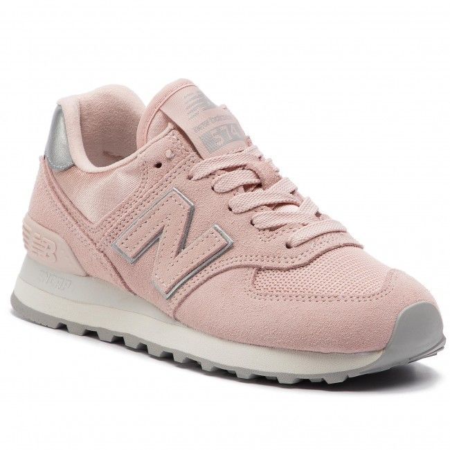 Sneakersy New Balance Wl574ops Rozowy Sneakers New Balance Clarks