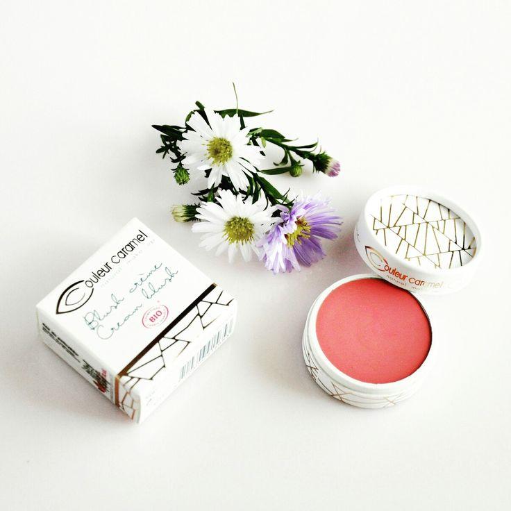 Kremowy róż Couleur Caramel