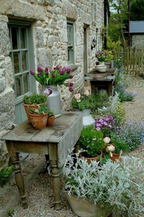 Rustic Gardens Outdoor