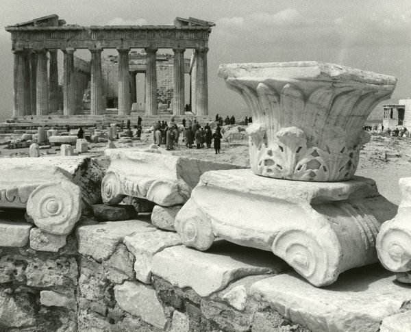 Wolf Suschitzky «Voyage in Greece in the 60's»