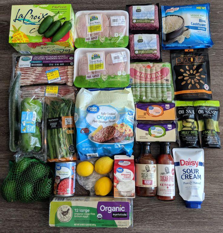 Low Carb Walmart Grocery Haul Low carb grocery, Keto