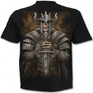 Camiseta Viking Warrior de Spiral Direct #vikings #vikingos #camiseta #rock #metal #xtremonline #skull #calavera