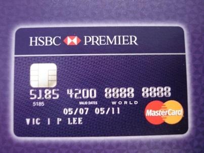 credit card hong kong hotel promotion