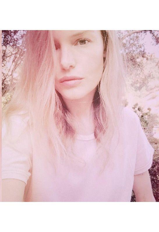 Ragdoll Los Angeles Cropped Tee as seen on Kate Bosworth