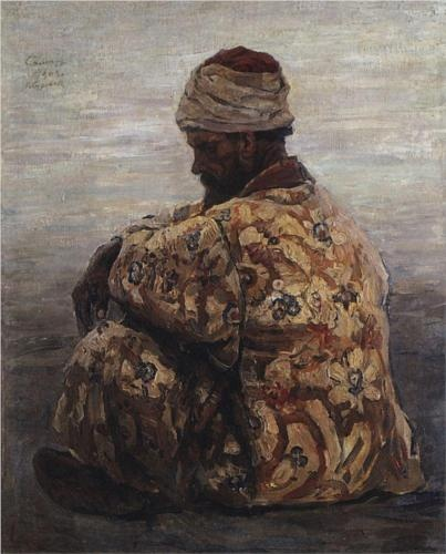 The Persian - Vasily SurikovRussian Painters, Earth Palettes, Russian Artists, Earth Tone, Art 21, Vasili Surikov, 1902 Vasili, 1902 Places, Surikov Russian
