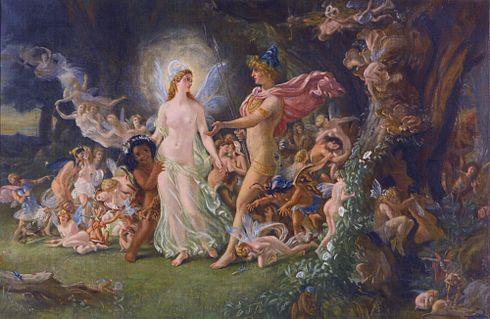 El sueño de una noche de verano - Wikipedia, la enciclopedia libre
