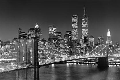 Home affaire XXL Poster »Brooklyn Bridge« grau Jetzt bestellen unter: moebel.ladendirek… #bilder #rahmen