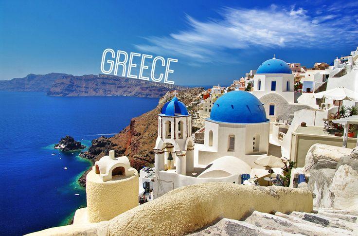 Santorini and Mykonos — Greece | 21 Breathtaking Coastlines To Add To Your Bucket List