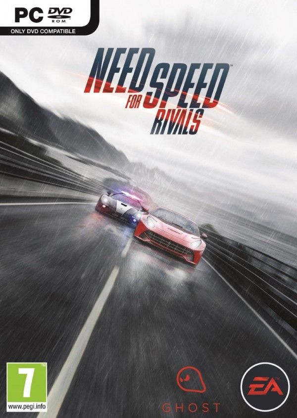 Concours : Remportez Need for Speed Rivals sur PC