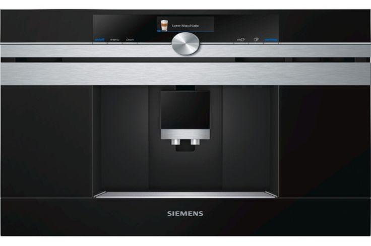 Machine à café encastrable Siemens CT636LES1