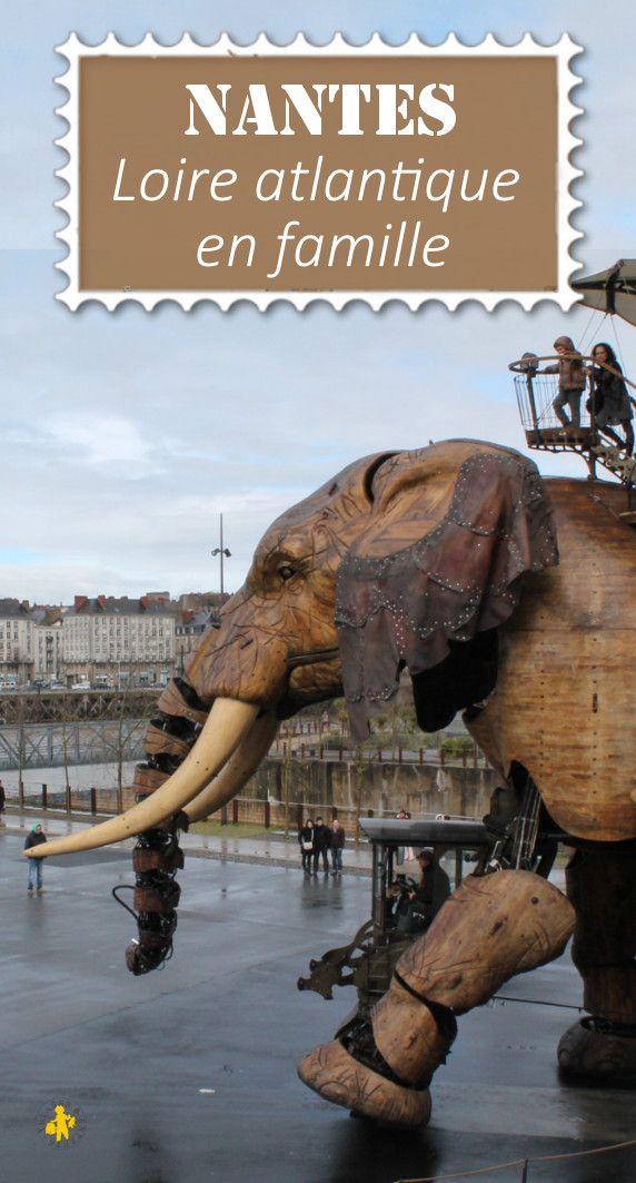 Témoignage d'un maman sur les activités, gratuites, les visites, les parcs à découvrir en famille en Loire Atlantique.