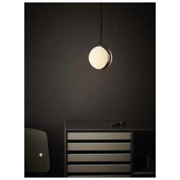 Circle pendel LED Herstal Krom | Lampehuset