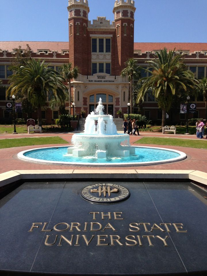 Florida State University in Tallahassee, FL