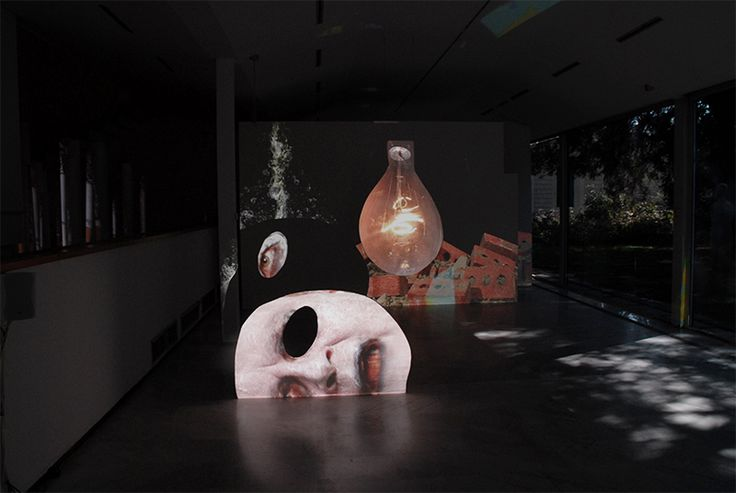 Milano PAC / Installations / Exhibitions / Tony Oursler