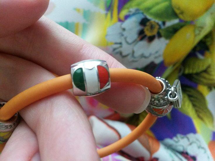 """Рубрика """"Мой первый браслет Diamare"""", чудесные летние фотографии из Италии от Веры Низовских."""