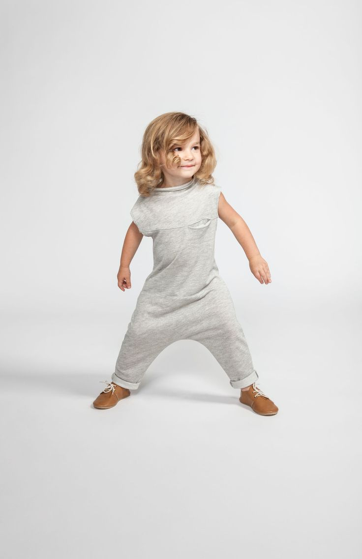 Terry jumpsuit features pocket detail on left chest. 100% cotton Care: warm water gentle cycle, tumble dry in low heat, iron with medium heat