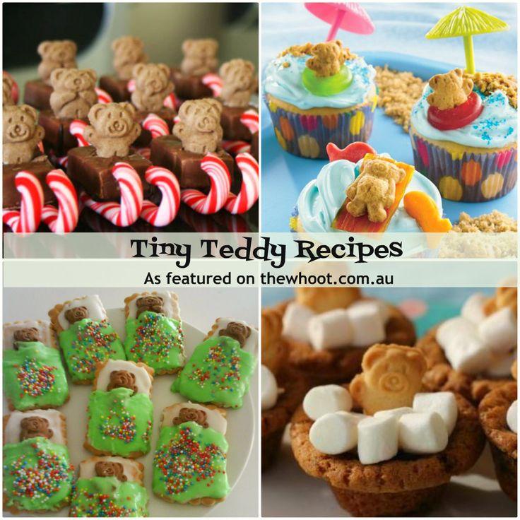 Tiny Teddy Recipes
