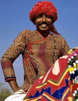 Traditional Costumes of Rajastan