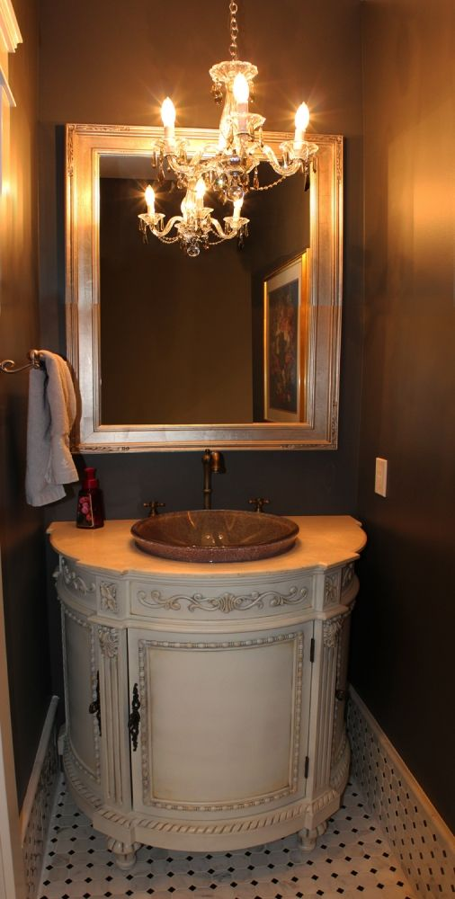17 best images about french country bathroom on pinterest - French provincial bathroom vanities ...