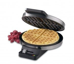 Cuisinart Round Classic Waffle Maker Review