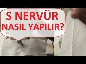 Ev Tipi Dikiş Makinasında Yorganlama Nasıl Yapılır – YouTube