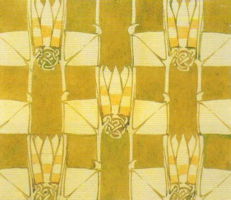 The Textile Blog: Archibald Knox and the Celtic Knot