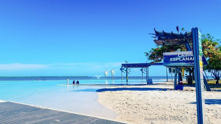 Cairns Esplanade Lagoon . #cairns #cairnsesplanade #fnq #cairnslagoon #tfnq #travel #blogger #visit