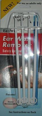 Ear Plugs: Ear-Wiz Ear Wax Remover Family Pack Of 4 BUY IT NOW ONLY: $30.99