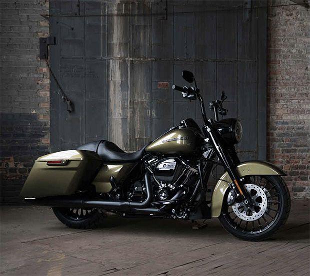 rogeriodemetrio.com: 2017 Harley-Davidson Road King Special