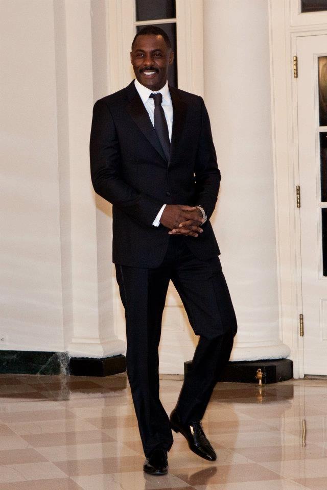Idris Elba. beautiful beautiful man <3