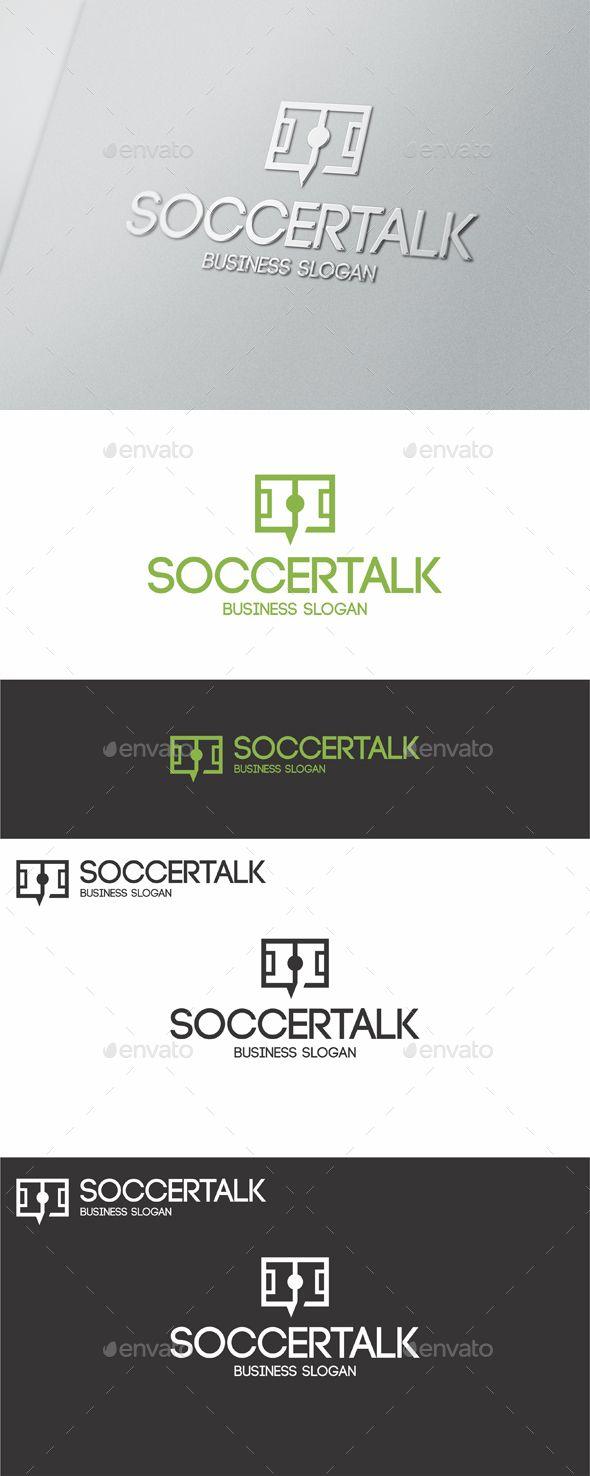 Soccer Talk Logo