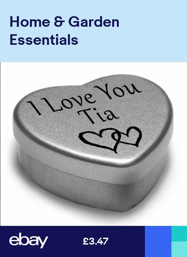 Happy Birthday Kayleigh Mini Heart Tin Gift Present For Kayleigh WIth Chocolates