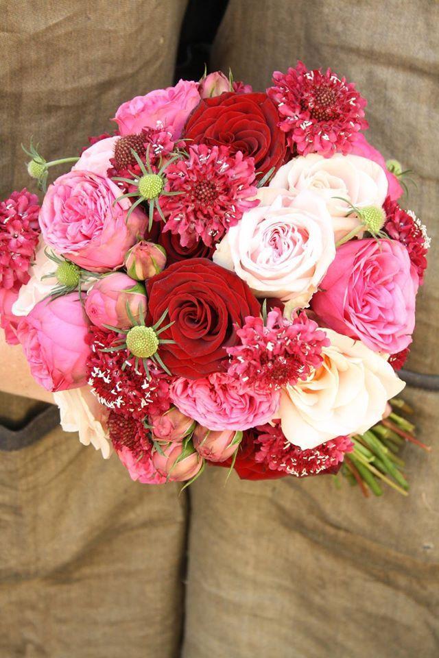 MADA's bridal bouquet