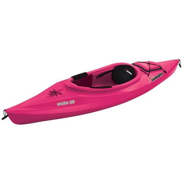 Sun Dolphin 10' Aruba Sit-In Kayak