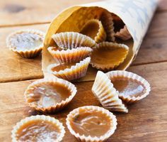 Recept: Lakritsknäck (delightful butterscotch with a hint of licorice)