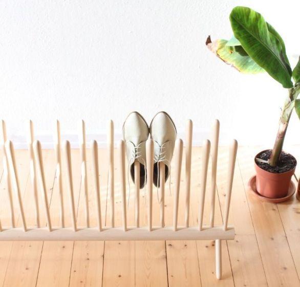 Las 25 mejores ideas sobre zapatera de carton en pinterest for Como hacer una zapatera