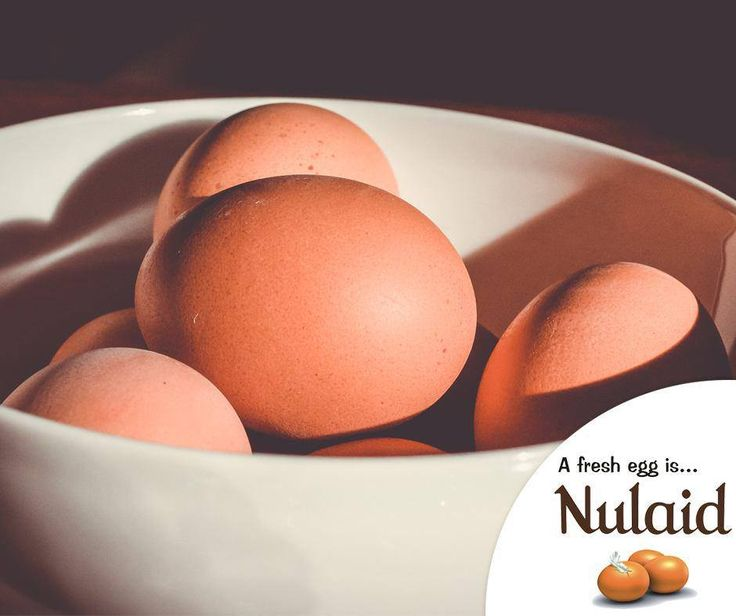 #DidYouKnow that eggs contain zero carbs and no sugar, which means you can eat a well-rounded breakfast during the week without feeling round yourself. #FactFriday #Nulaid