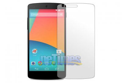 Clear Screen Protector for Google Nexus 5