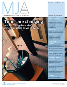 Australia: the healthiest country by 2020 | Medical Journal of Australia