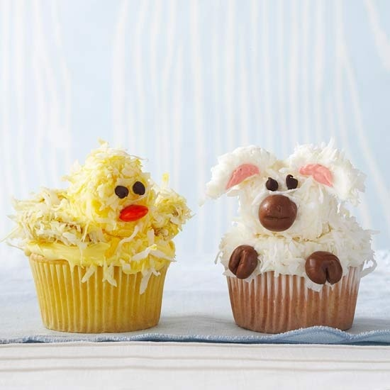 Duckie and Lamb cupcakes, I saw this product on TV and have already lost 24 pounds! http://weightpage222.com